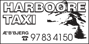 Harboøre Taxi