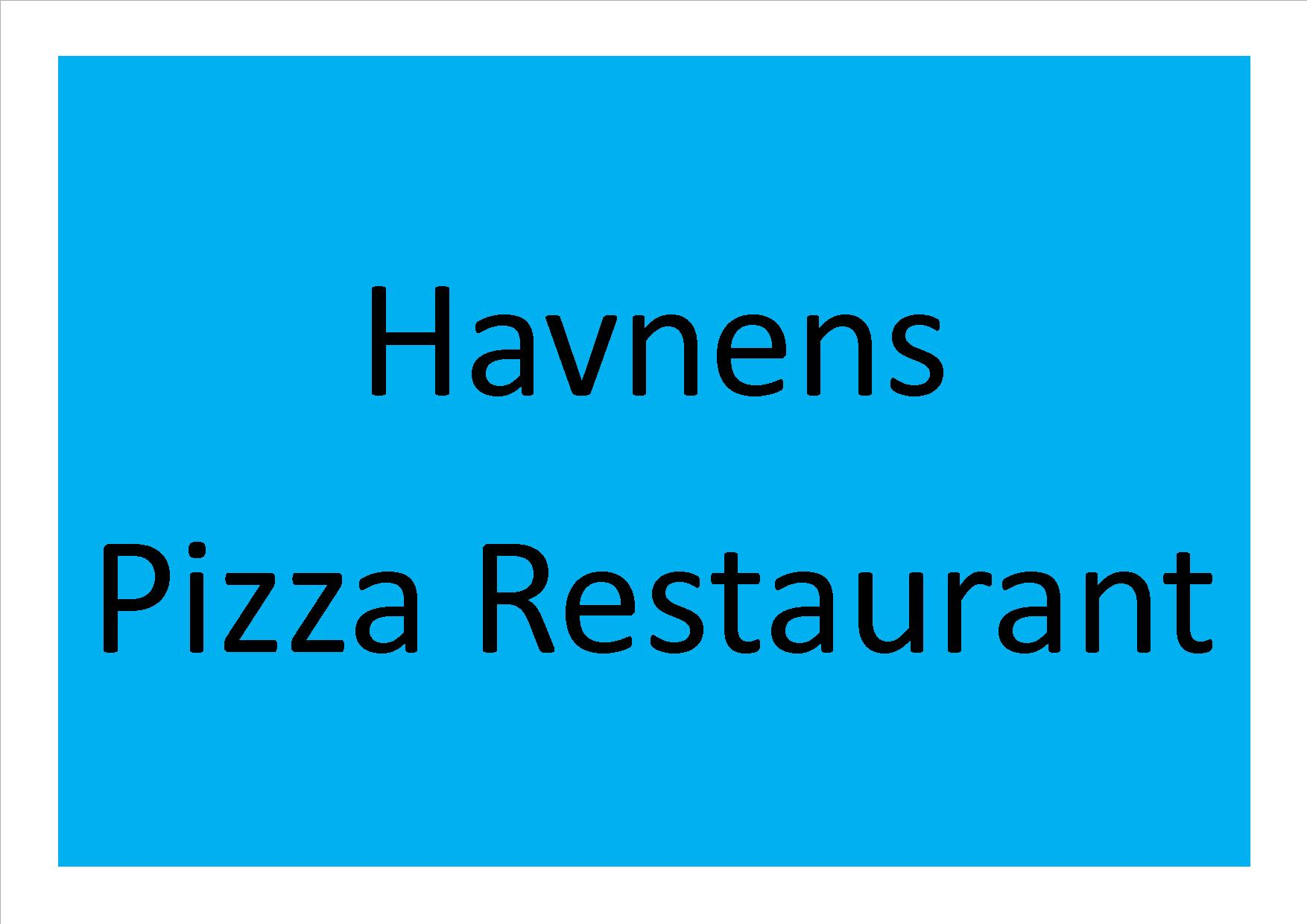 Havnes Pizza restaurant